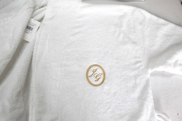 Hawthorne & Heaney does Christmas Gifts London Hand Embroidery