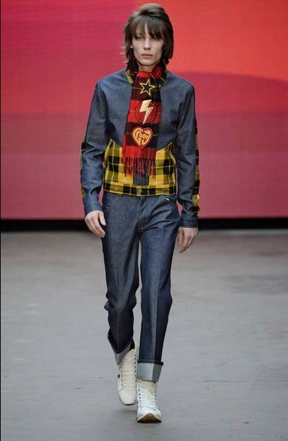 Hawthorne & Heaney reviews London Collections: Men London Hand Embroidery
