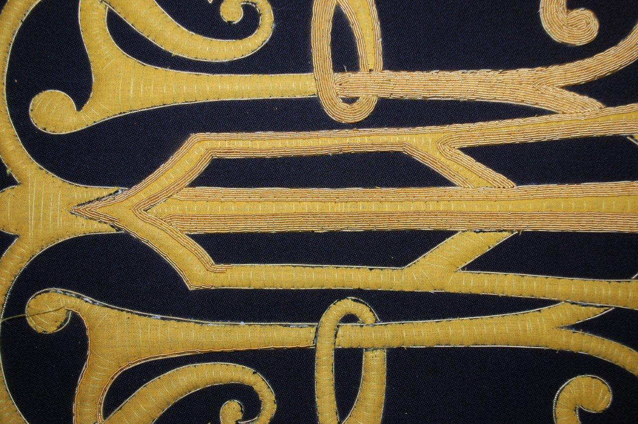 Hawthorne & Heaney supports the BTBA London Hand Embroidery