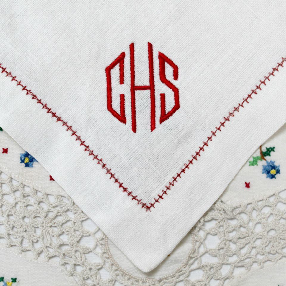 Hawthorne & Heaney does Anniversaries London Hand Embroidery