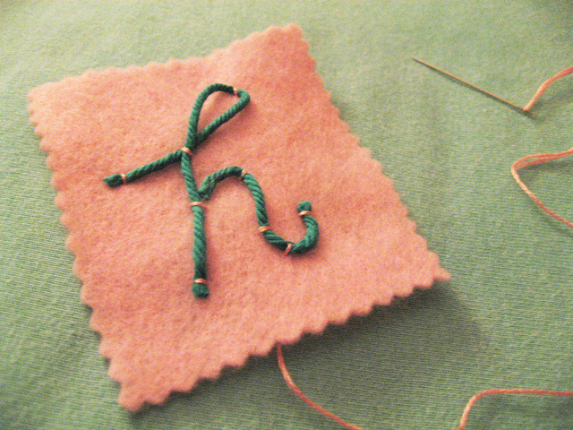 Hawthorne & Heaney Meets 'Feeling Stitchy' London Hand Embroidery