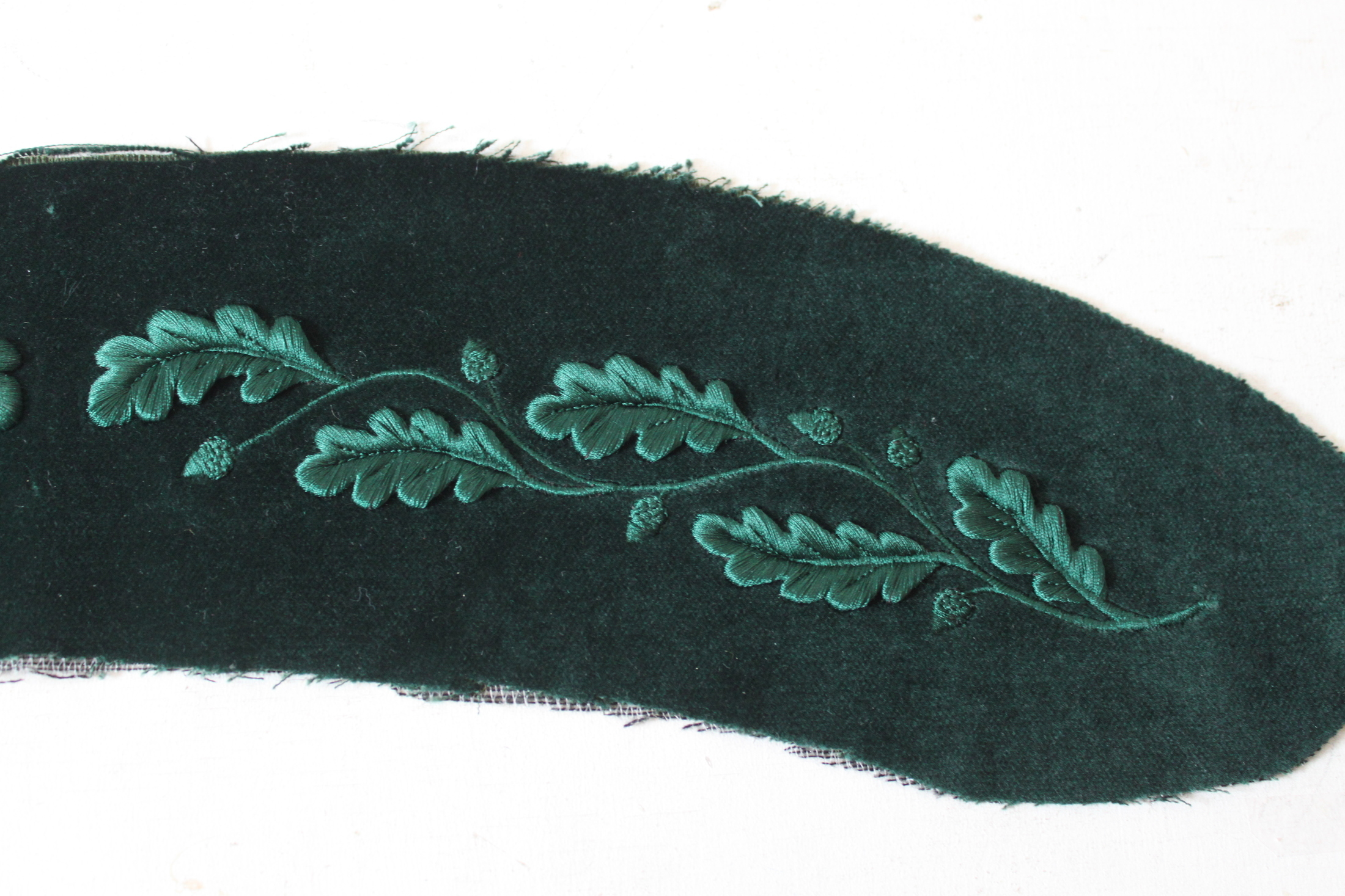 Hawthorne & Heaney for Pip Howsen London Hand Embroidery