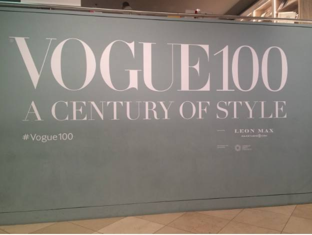 Hawthorne & Heaney at 'Vogue 100: A Century of Style' London Hand Embroidery