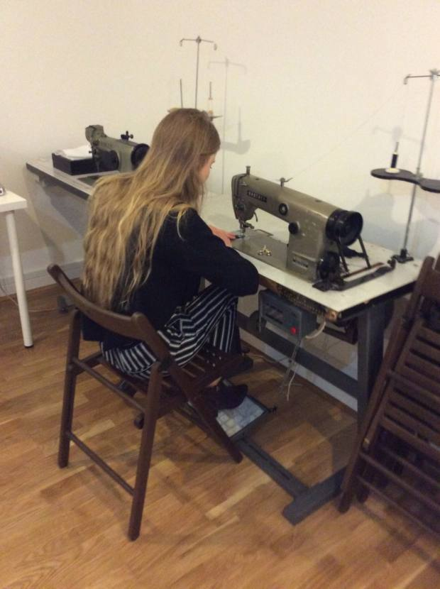 Hawthorne & Heaney Internship Opportunities London Hand Embroidery