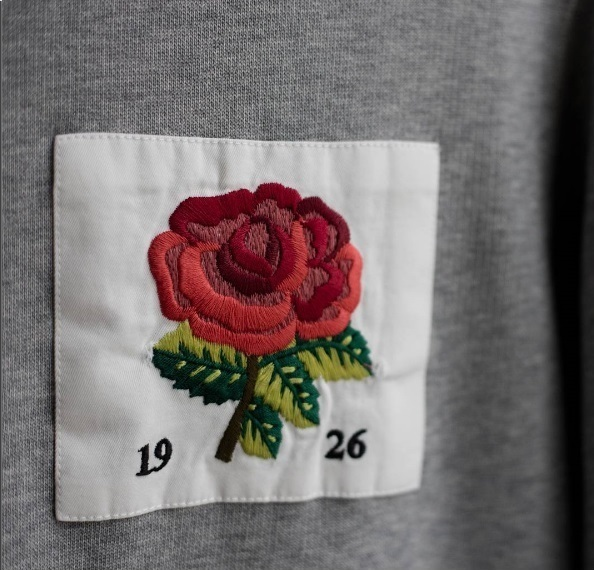 Hawthorne & Heaney for Kent and Curwen A/W 2017 London Hand Embroidery