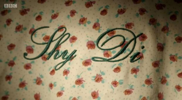 Hawthorne & Heaney for Diana: Designing a Princess BBC Documentary London Hand Embroidery