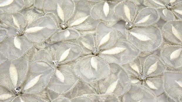 Hawthorne & Heaney Bridal Bespoke London Hand Embroidery