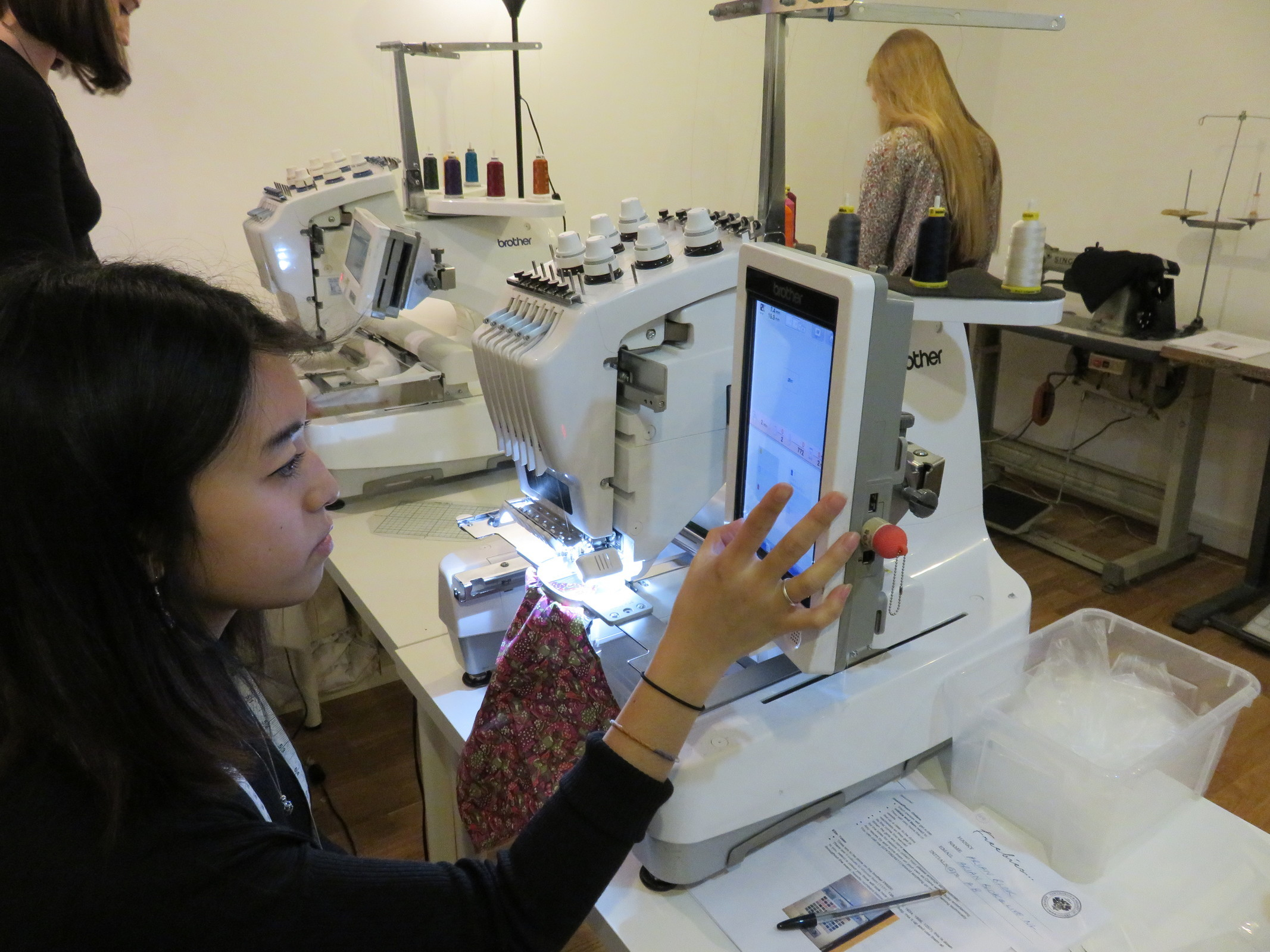 Hawthorne & Heaney Employment Opportunities London Hand Embroidery