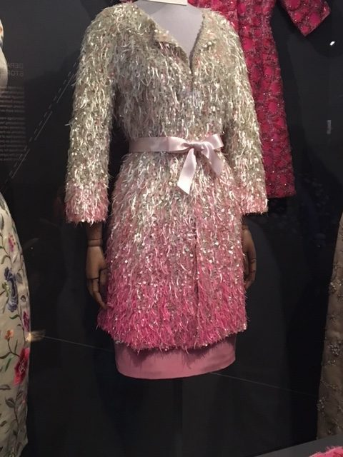 Hawthorne & Heaney Visits Balenciaga: Shaping Fashion London Hand Embroidery