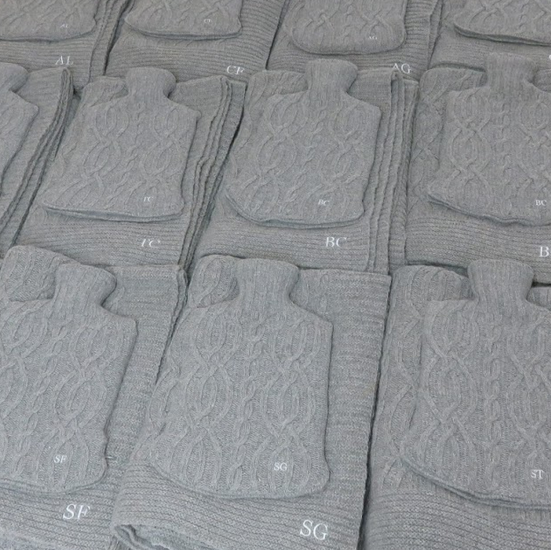 Hawthorne & Heaney does Quantity Orders London Hand Embroidery