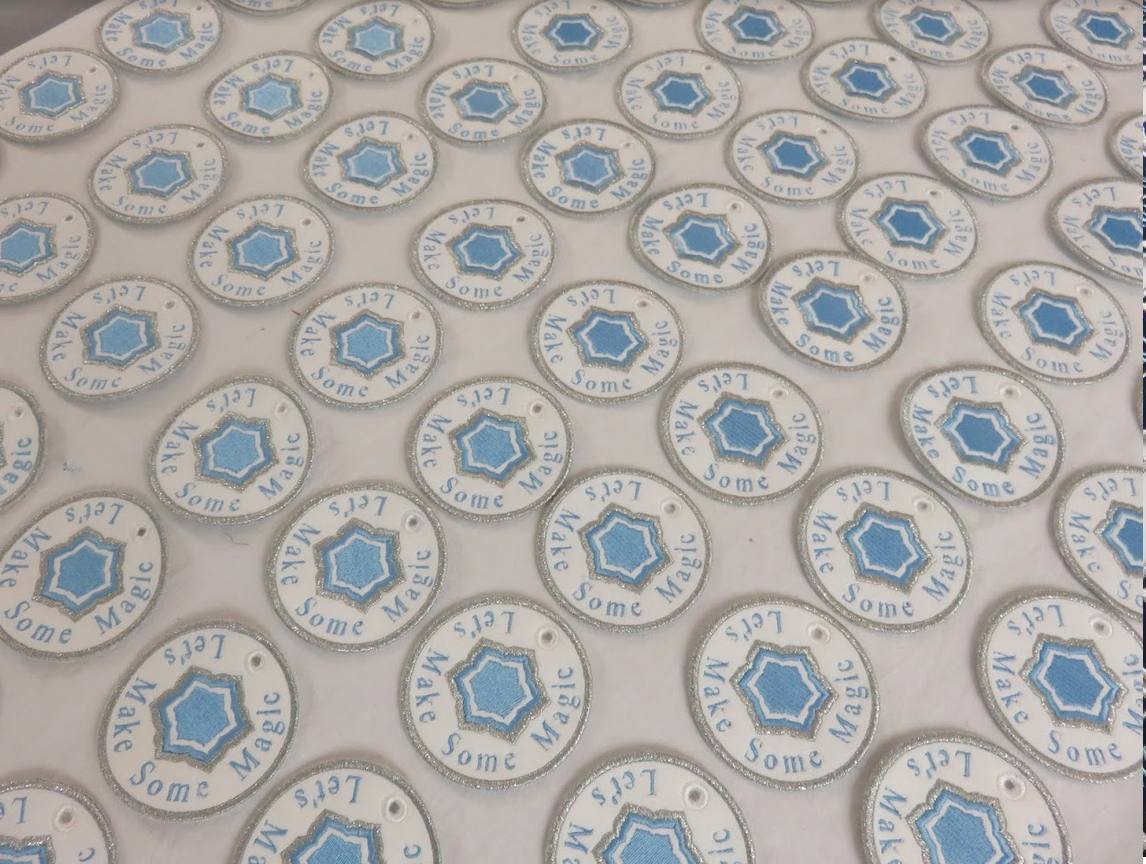 Hawthorne & Heaney on Bespoke Patches London Hand Embroidery
