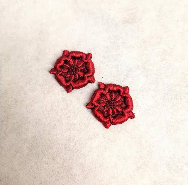 Hawthorne & Heaney on Roses London Hand Embroidery