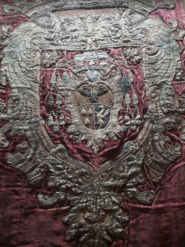 Hawthorne & Heaney visits 'An Enquiring Mind: Manolo Blankik' at the Wallace Collection London Hand Embroidery