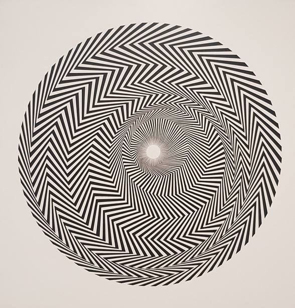 Hawthorne & Heaney visits Bridget Riley at the Hayward London Hand Embroidery