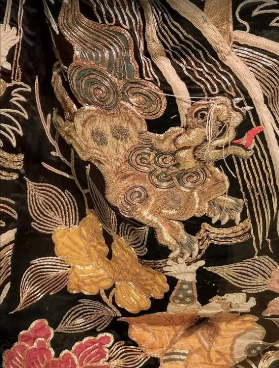 Hawthorne & Heaney visits Kimono: Kyoto to Catwalk London Hand Embroidery