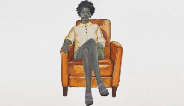 Hawthorne and Heaney explore the online exhibition by Amy Sherald: Hauser and Wirth London Hand Embroidery