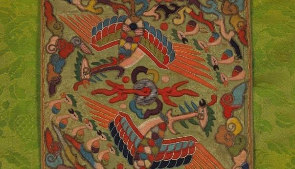 The Past and Present of Korean Embroidery- Sookmyung Women's University Museum London Hand Embroidery
