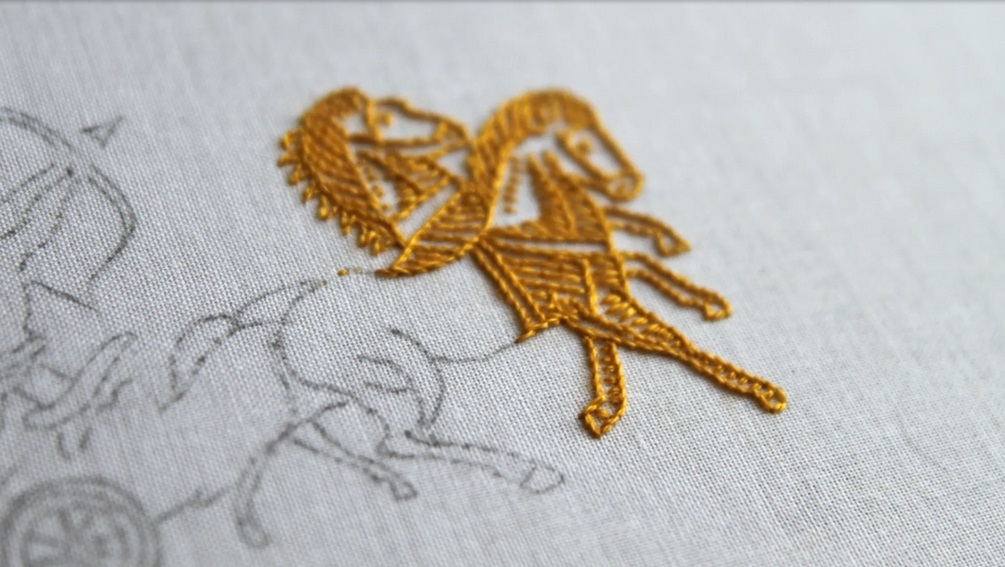 In Discussion with Lisa Grainger for Walpole London Hand Embroidery
