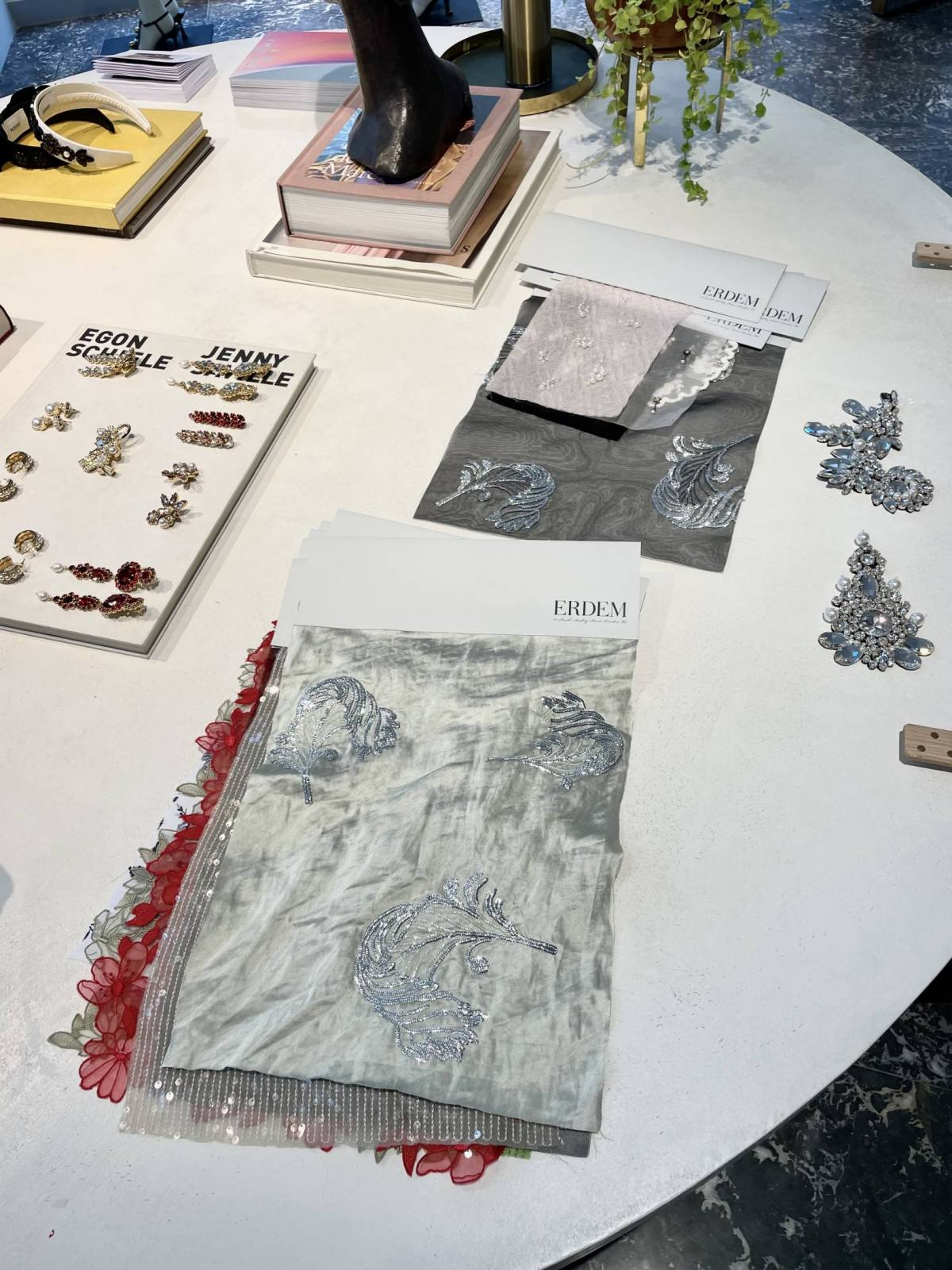 Hawthorne & Heaney Explores London Craft Week London Hand Embroidery